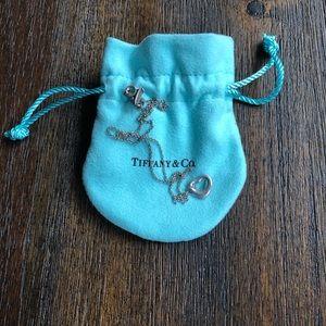 Tiffany & Co Sterling Silver Elsa Peretti Open ♥️